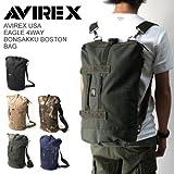 (アビレックス) AVIREX アビレックス イーグル 4WAY ボンサック ボストンバッグ avx3514
