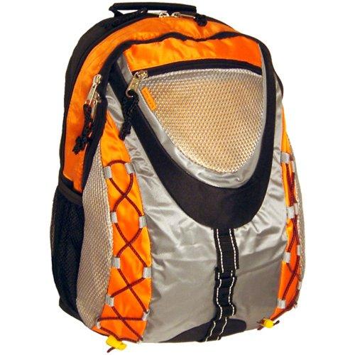 Cliffs Orange Sporty Outdoor School Backpack