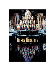 The Busby Berkeley Collection (Footlight Parade / Gold Diggers of 1933 / Dames / Gold Diggers of 1935 / 42nd Street)
