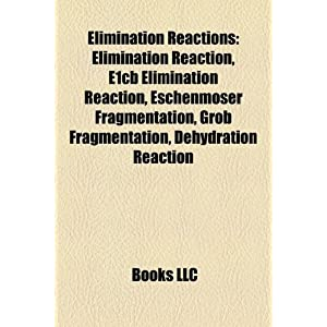 e1cb Elimination Reaction | RM.