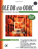 img - for OLE DB and ODBC Developer's Guide book / textbook / text book