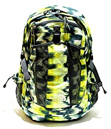 THE NORTH FACE ANGKOR PACK BACKPACK AUTHENTIC SPLASH GR/YELW