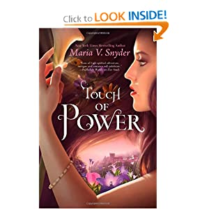 Touch of Power - Maria V. Snyder