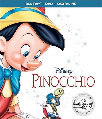 Pinocchio Disney Signature Collection