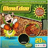 Master Mark Plastics 94016 20 Foot Glow Edge Solar Powered Landscape Ed