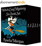 Witch Cozy Mystery 6 Book Set (Englis...