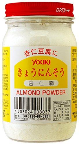 ユウキ食品 杏仁霜(アーモンドパウダー) 150g