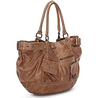 121e2e3c76 Sac shopping IKKS Gold FISHERMAN Cuir BF95009 61: 4* => - ijhjkljhn