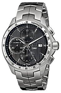 TAG Heuer Men's CAT2010.BA0952 Link Chronograph Watch