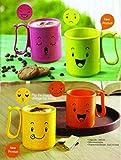 Tupperware Mood Mugs (set of 4)