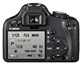Canon EOS Rebel T1i 15.1 MP CMOS Digital SLR Camera with 3-Inch LCD (Body Only)