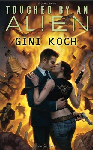 "Touched by an Alien (Katherine ""Kitty"" Katt, #1)"