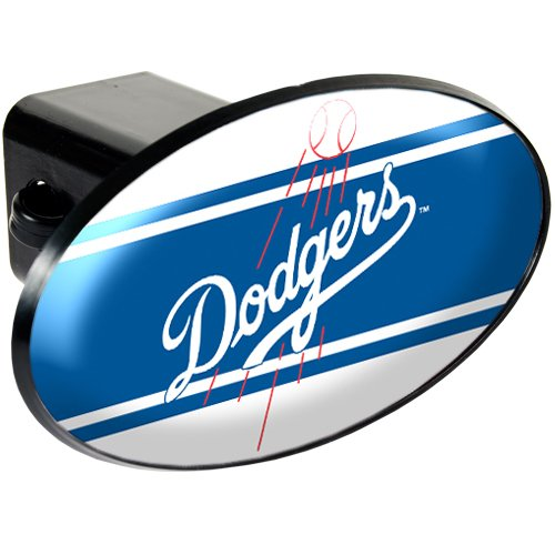 MLB Los Angeles Dodgers Trailer Hitch Cover at Amazon.com