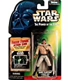 LANDO CALRISSIAN IN GENERAL'S GEAR WITH BLASTER PISTOL & FREEZE FRAME ACTION SLIDE Star Wars 1998 The Power Of...