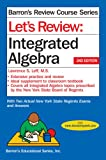 Lets Review Integrated Algebra