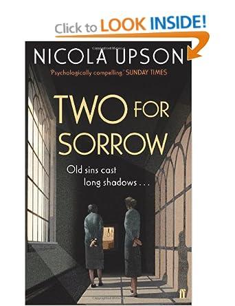 Two For Sorrow (Josephine Tey Mystery 3 - Nicola Upson