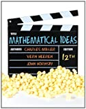 img - for Mathematical Ideas (12th Edition) book / textbook / text book