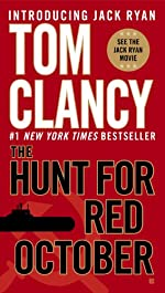 The Hunt for Red October (A Jack Ryan Novel Book 3)