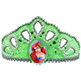 One Size CHILD Disneys Deluxe Ariel Tiara - Officially Licensed Little Mermaid TM Costume Accessory