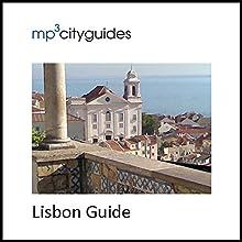 Lisbon: mp3cityguides Walking Tour Walking Tour by Simon Brooke Narrated by Simon Brooke