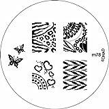 Konad Stamping Nail Art Image Plate - M78 by Konad