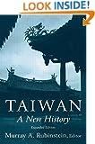 Taiwan: A New History (East Gate Books)