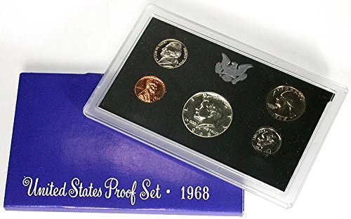 1968 S Proof Set Superb Gem Uncirculated