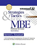 img - for Strategies & Tactics for the MBE (Emanuel Bar Review) book / textbook / text book