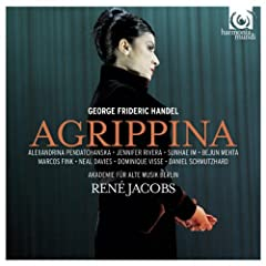 �w���f��:�A�O���b�s�[�i (Handel : Agrippina / Jacobs) [3CD]