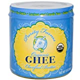 Purity Farms Organic Salt Free Ghee Clarified Butter -- 13 oz
