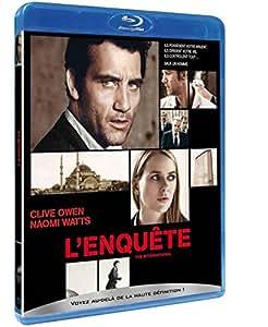 L'enquête (The International) [Blu-ray]