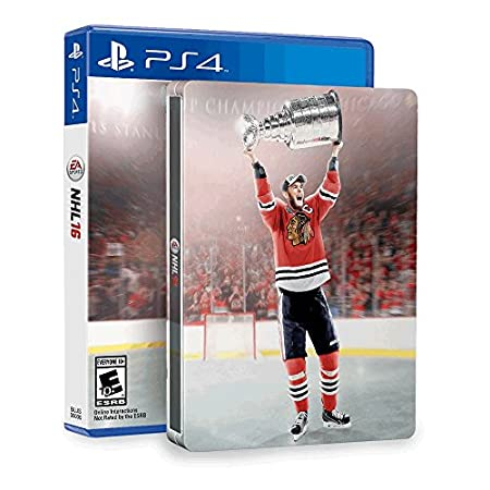 NHL 16 & SteelBook (Amazon Exclusive) - PlayStation 4