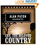 Cry, the Beloved Country (Blackstone...