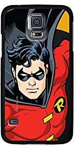Coveroo Thinshield Cell Phone Case for Samsung Galaxy S5 - Robin Running at Gotham City Store