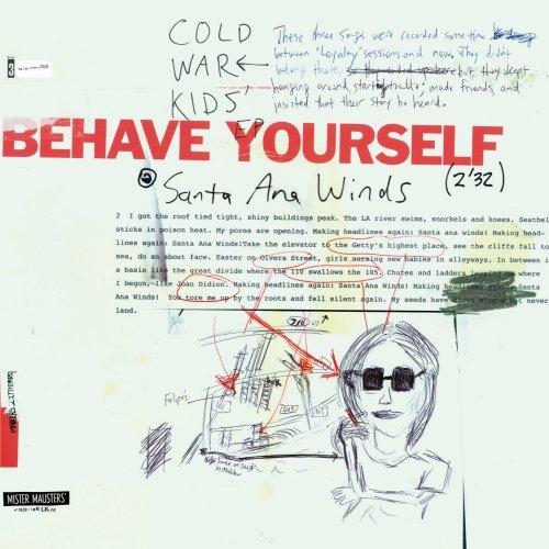 Cold War Kids - Behave Yourself - Zortam Music