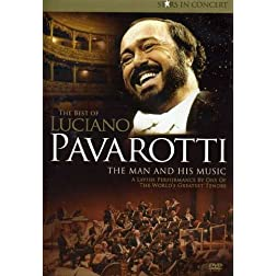 The Best Of Luciano Pavarotti: The Man And His Music