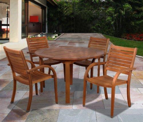 Amazonia-Arizona-5-Piece-Eucalyptus-Round-Dining-Set