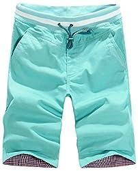 Fak Men's Shorts (fakb2003_Green_34)
