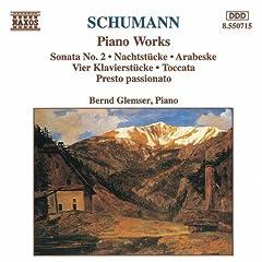 4 Klavierstucke, Op. 32: Scherzo: Sehr markiert
