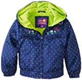 Pink Platinum Baby-Girls Infant Outerwear Jacket with Love