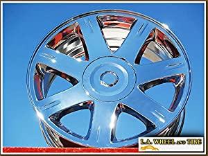 Chrysler 300: Set of 4 genuine factory 17inch chrome wheels