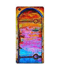 Welcome To Wonderland Back Cover Case for Huawei Ascend P7