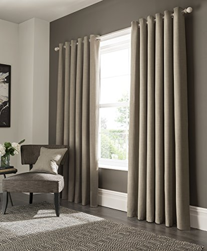 Elba Eyelet Curtains by Studio G