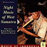 Indonesia V6 - Night Music of West Sumatra Various