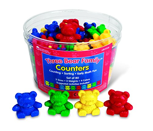 Three Bear Family Counters (Bear Family Counters compare prices)