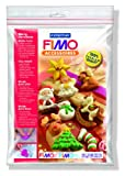 Staedtler 8742 12  Fimo - Molde para masa motivos de Navidad