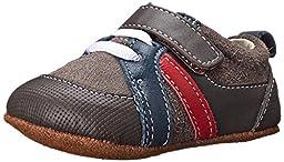 See Kai Run Emerson Crib Shoe (Infant), Brown, 0-6 Months M US Infant