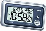 CASIO wave ceptor 温度計つき電波デジタル目覚し時計 DQD-140J-8JF