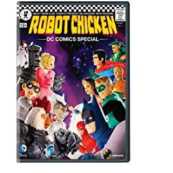 Robot Chicken (DC Comics Special)