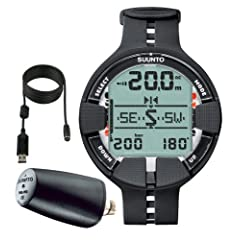 Buy Suunto Vyper Air Dive Computer with LED Transmitter & USB PC Download Kit by Suunto